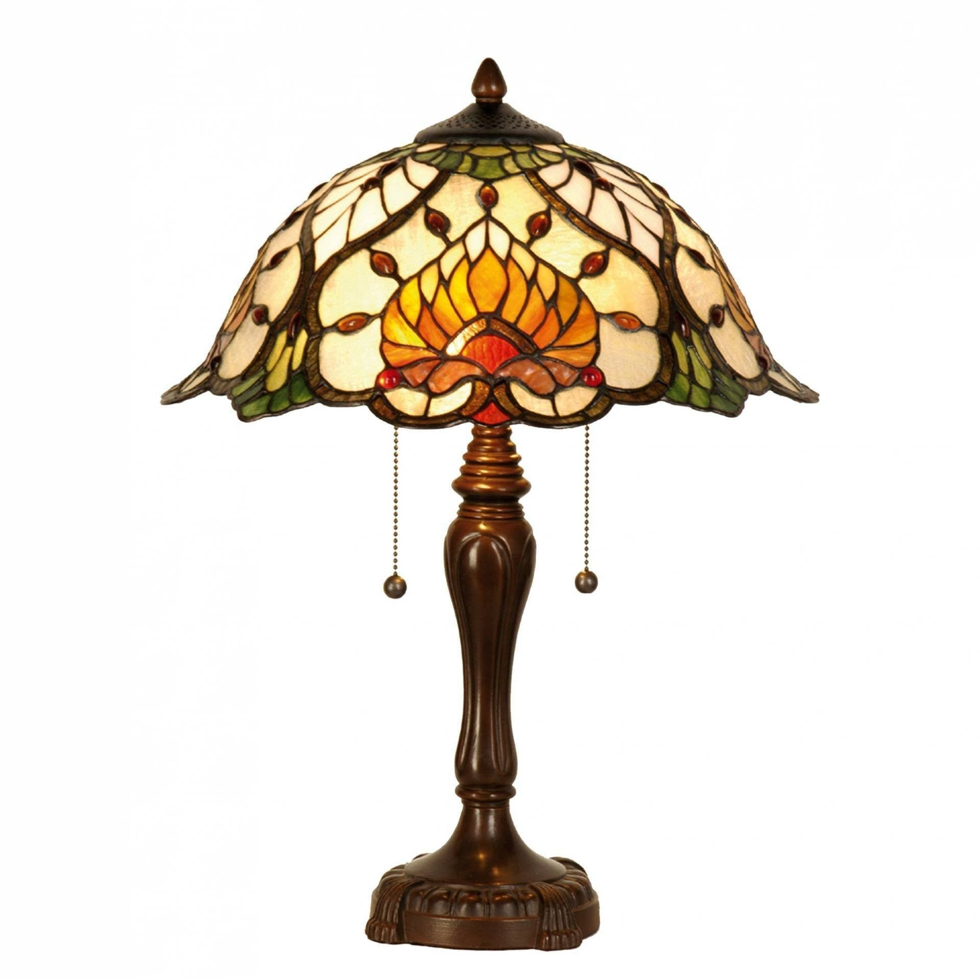 Large Tiffany Lamps - Portsmouth Tiffany Lamp