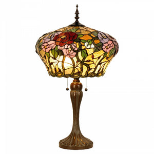 Large Tiffany Lamps - Tonbridge Tiffany Lamp
