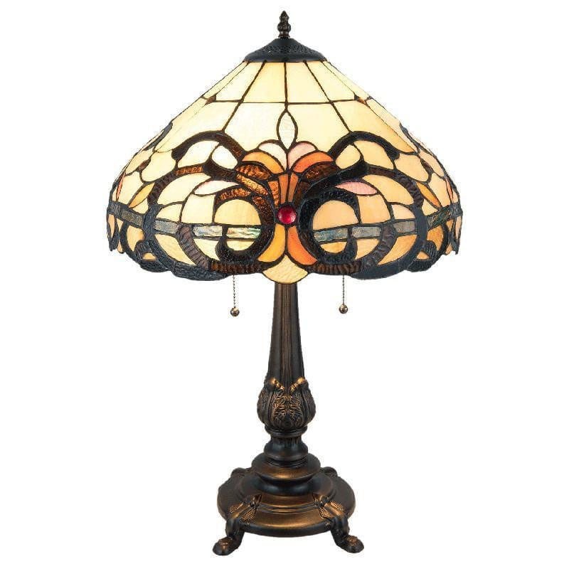 Large Tiffany Lamps - Whitehaven Tiffany Lamp