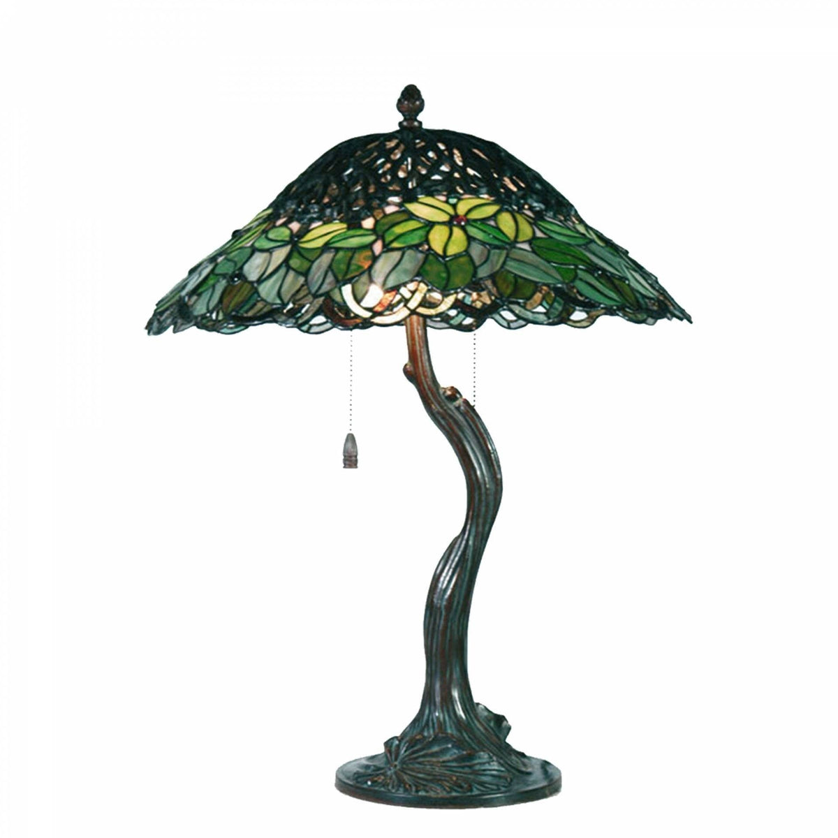 Large Tiffany Lamps - Witney Tiffany Lamp