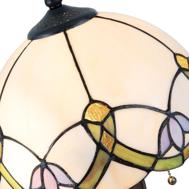 Medium Tiffany Lamps - Abbey Tiffany Lamp