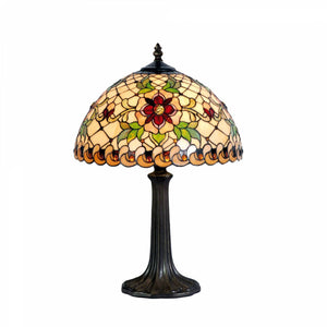 Medium Tiffany Lamps - Angelique Tiffany Lamp