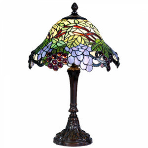 Medium Tiffany Lamps - Bristol Tiffany Lamp