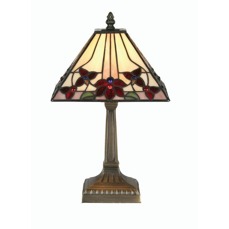 Medium Tiffany Lamps - Camillo Tiffany Table Lamp OT 3589/9TL