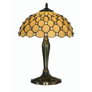 Medium Tiffany Lamps - Jewel Tiffany Lamp OT 1562/14 TL