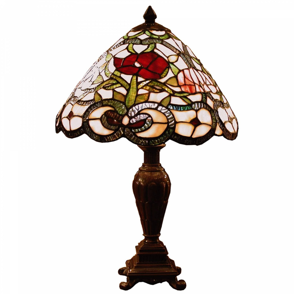 Medium Tiffany Lamps - Springtime Tiffany Lamp