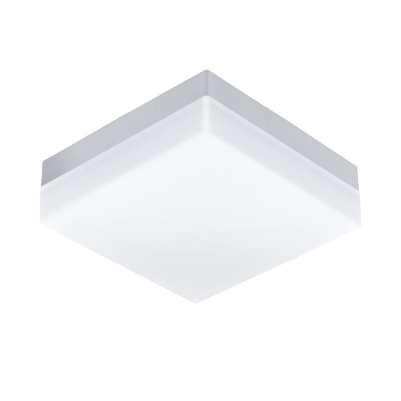 Eglo Sonella White Finish Outdoor LED Ceiling Light 94871 by Eglo Outdoor Lighting