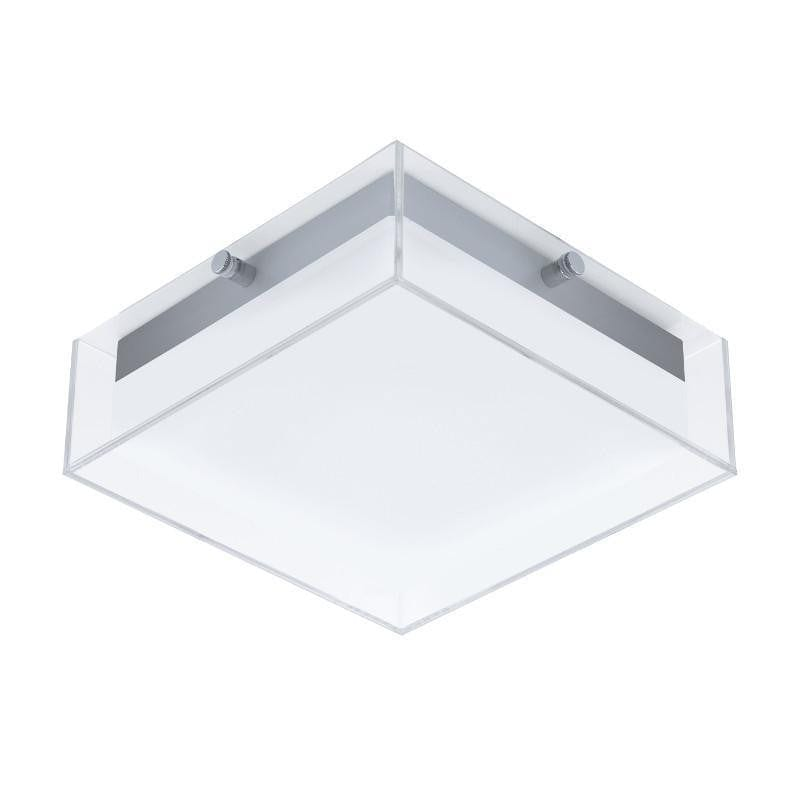 Eglo Infesto Anthracite Finish Outdoor LED Ceiling Light 94874 by Eglo Outdoor Lighting