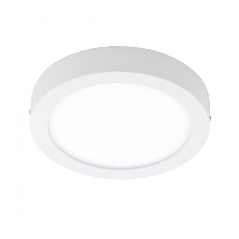 Eglo Argolis White Finish Outdoor Flush Ceiling/Wall Light 96491 by Eglo Outdoor Lighting