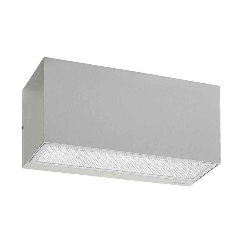 Elstead Asker Aluminium Outdoor Wall Light