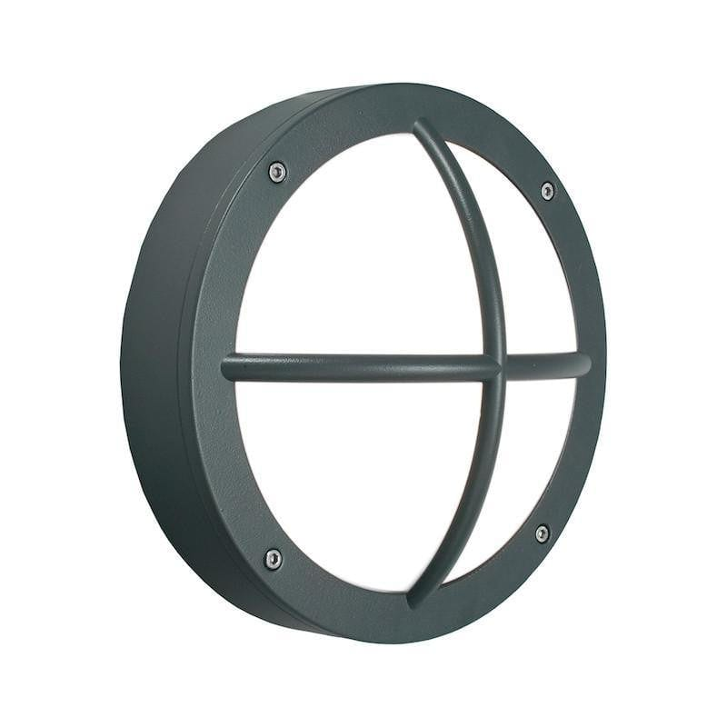 Elstead Rondane Graphite Outdoor Wall Light