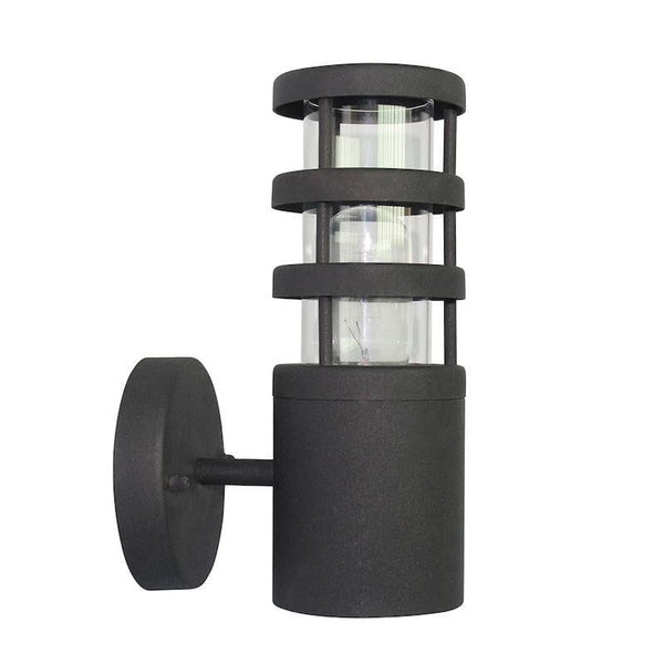 Elstead Hornbaek Black Outdoor Wall Lantern