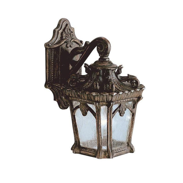 Elstead Tournai Londonderry Finish Small Outdoor Wall Lantern
