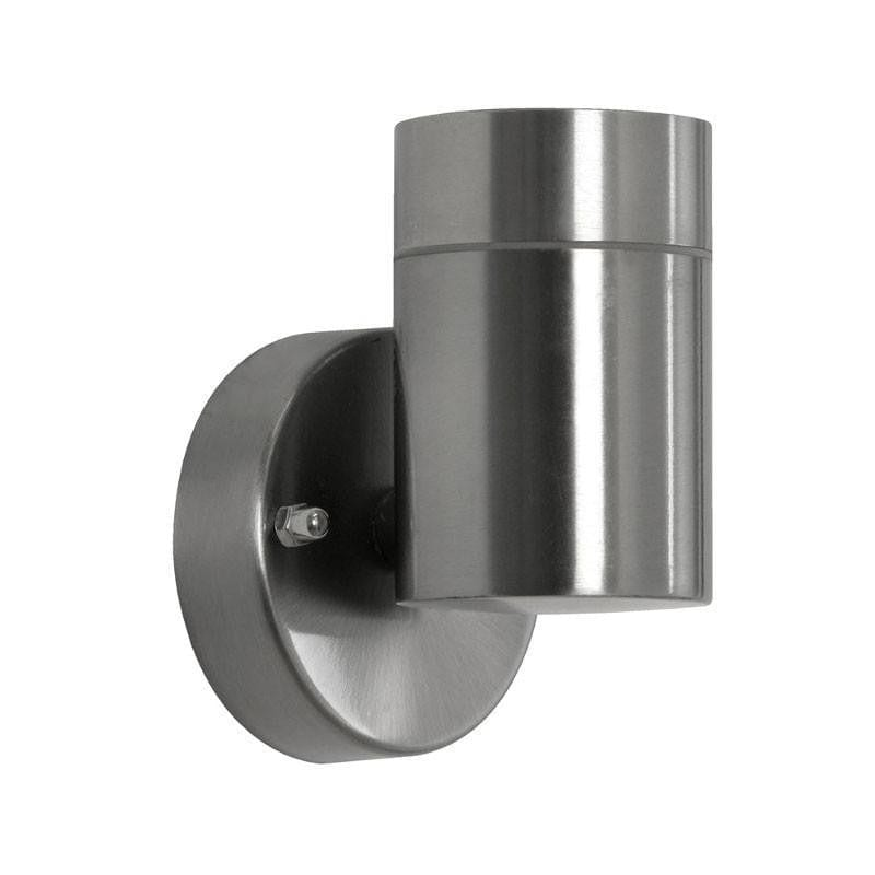 Oaks Carson Stainless Steel Finish Outdoor Uplighting Spot Light 240/1 SS by Oaks Lighting