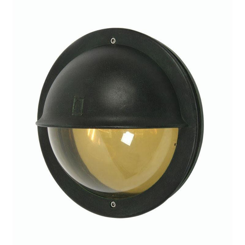Oaks Apley Black Finish Outdoor Wall Light 720 BK by Oaks Lighting
