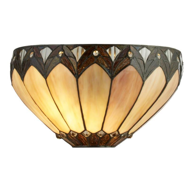 Pearl Tiffany Wall Light 6704-1