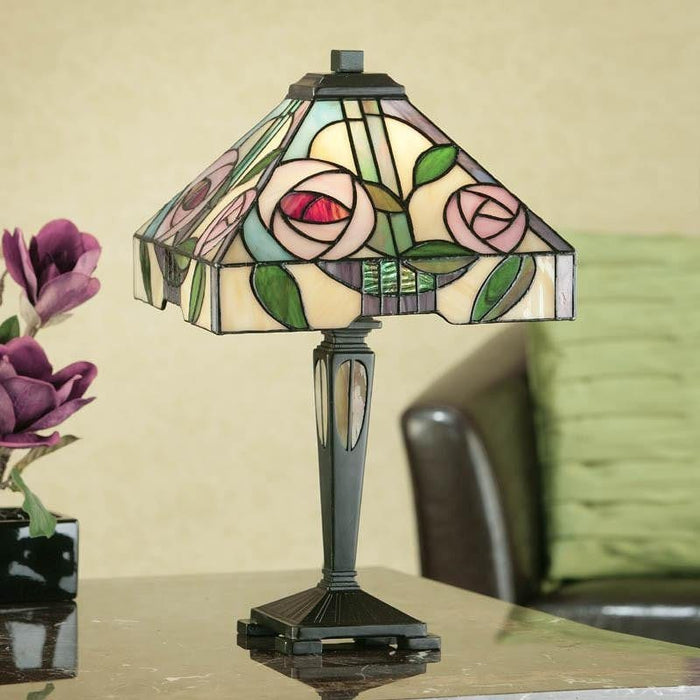 Willow Small Tiffany Lamp 64386