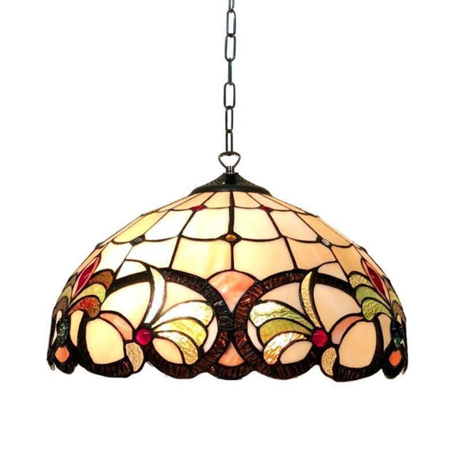 Ipswich Tiffany Shade– Tiffany Lighting