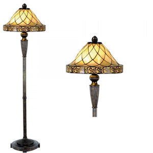 Tiffany Floor Lamps - Cambridge Tiffany Floor Lamp