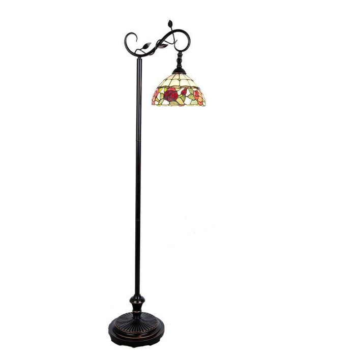 Leicester Tiffany Floor Lamp 5LL-5786