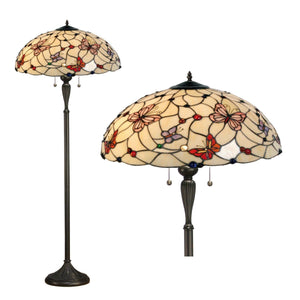 Tiffany Floor Lamps - London Tiffany Floor Lamp