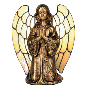 Tiffany Gift Table Lamps - Praying Angel Tiffany Lamp