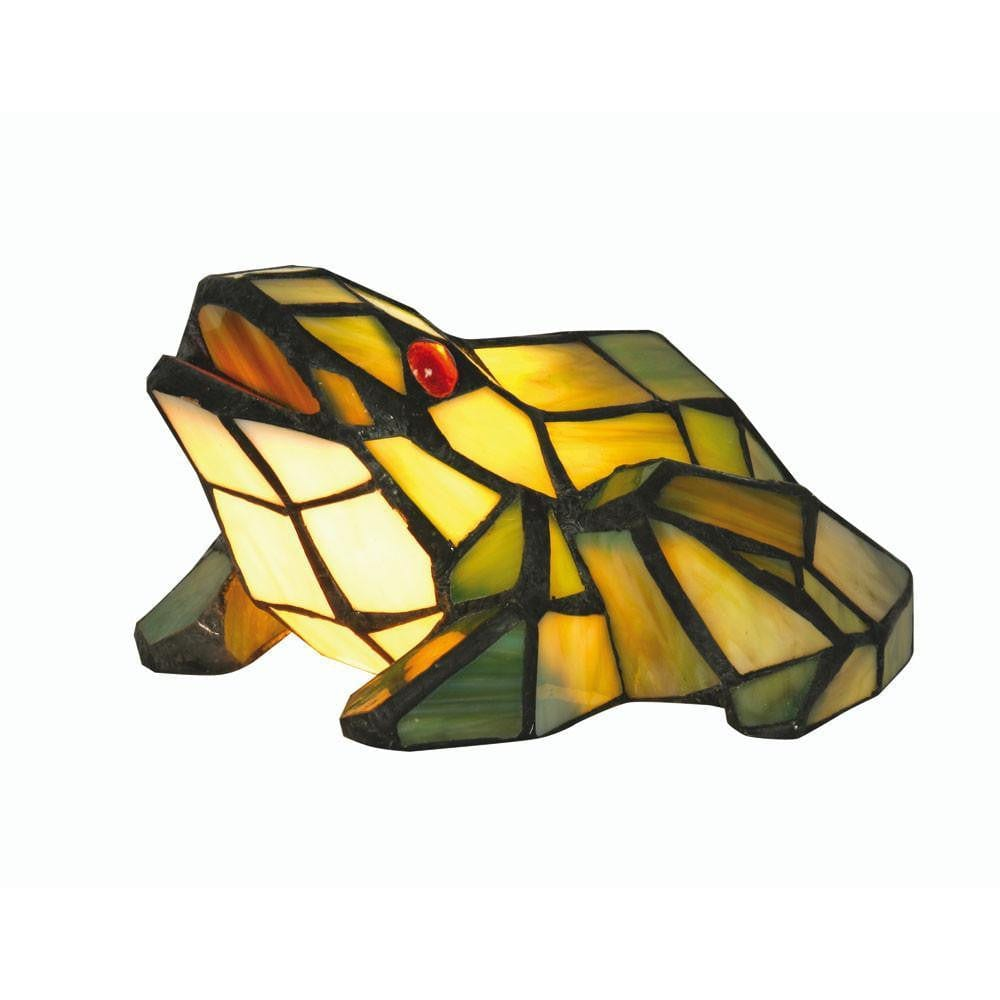 Tiffany Gift Table Lamps - Tiffany Frog Lamp OT 150 FROG