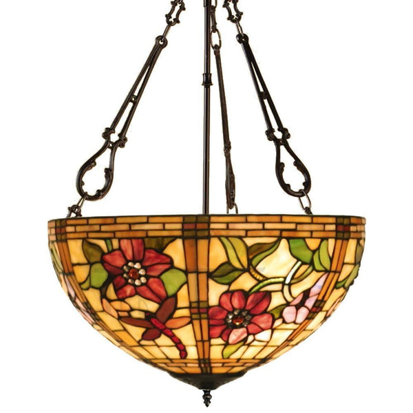 Inverted Ceiling Pendant Lights - Pavot Medium Inverted Pendant Light (fancy Chain)