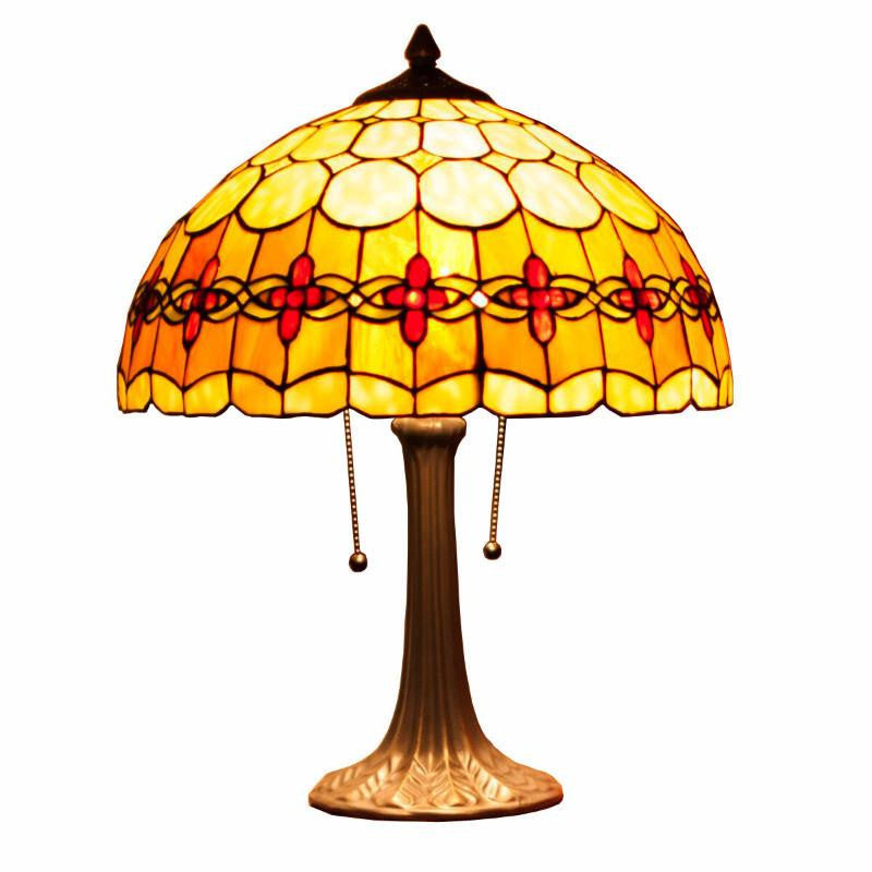 Atlantic Tiffany Lamp by Tiffany Lighting Direct