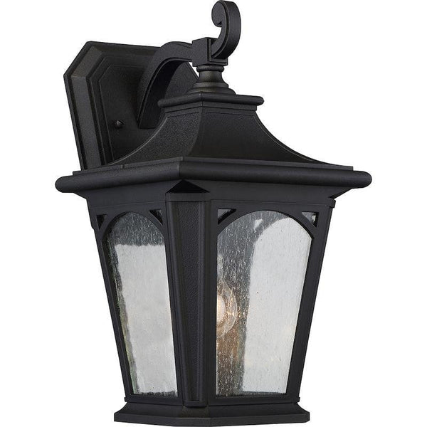 Quoizel Bedford Medium Outdoor Wall Light by Elstead Outdoor Lighting