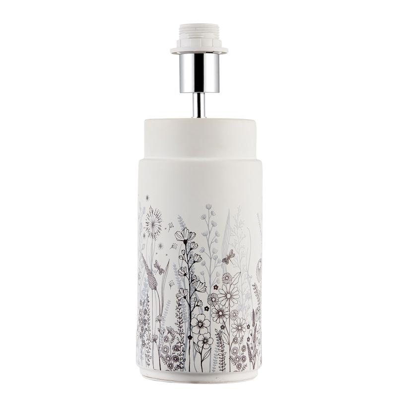 Wild Meadow 1lt Table Lamp by Endon Lighting