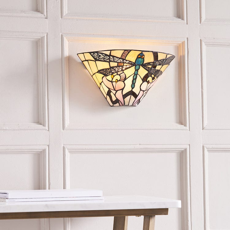 Ashton Tiffany Wall Light 63926
