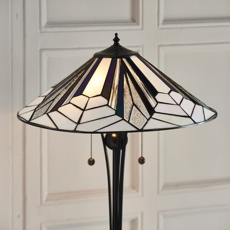 Astoria Tiffany Floor Lamp 63934