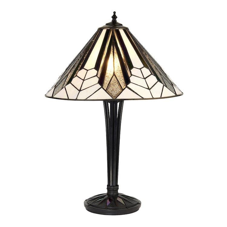 Medium Tiffany Lamps - Astoria Medium Tiffany Lamp 63939