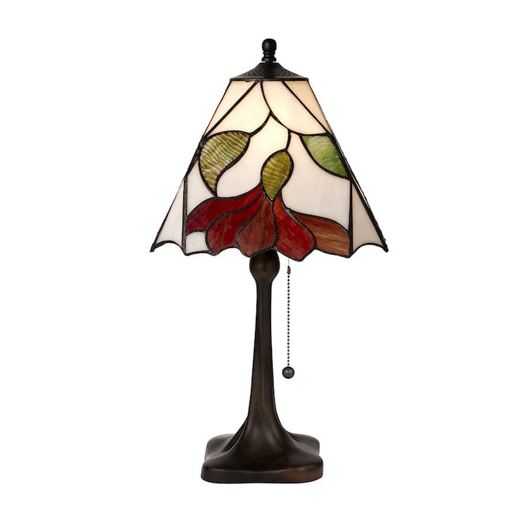 Medium Tiffany Lamps - Botanica Medium Tiffany  Lamp 63962