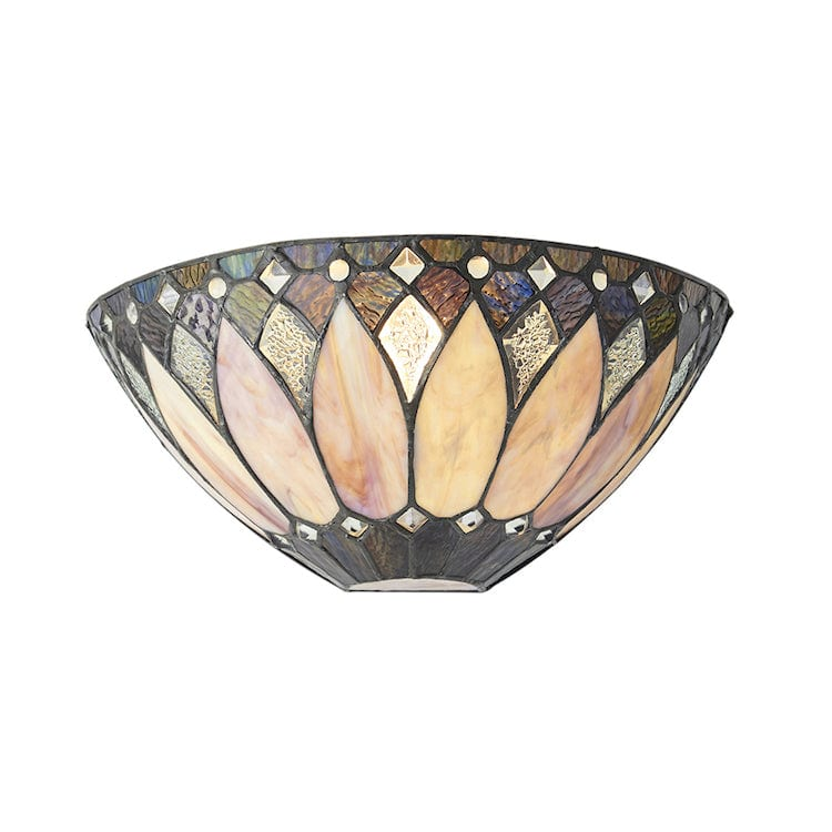 Tiffany Wall Lights - Brooklyn Tiffany Wall Light 63983