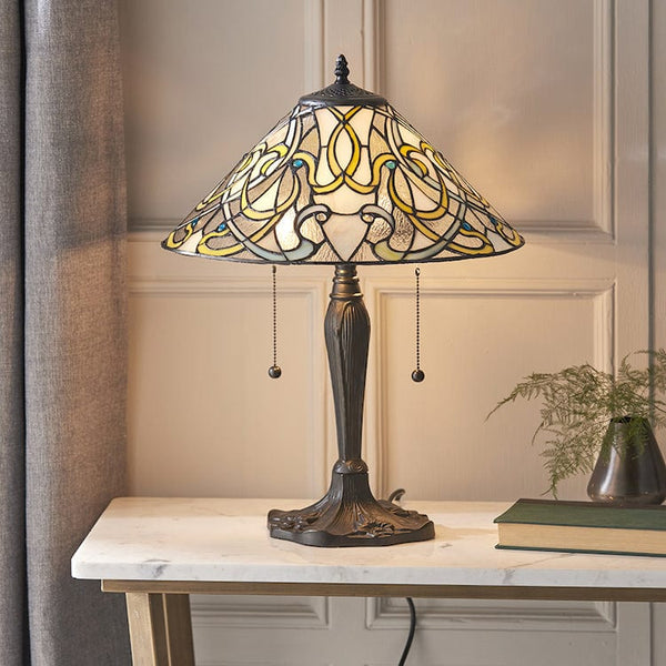 Dauphine Tiffany Lamp 64055