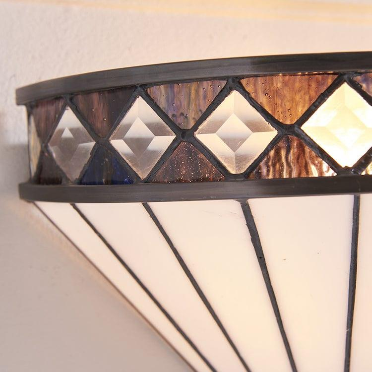 Fargo Tiffany Wall Light 64149