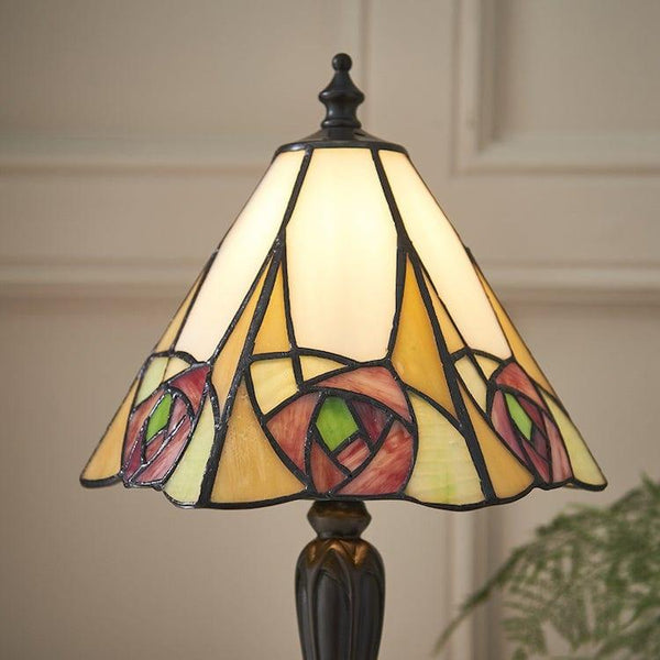 Ingram Small Tiffany Lamp 64185