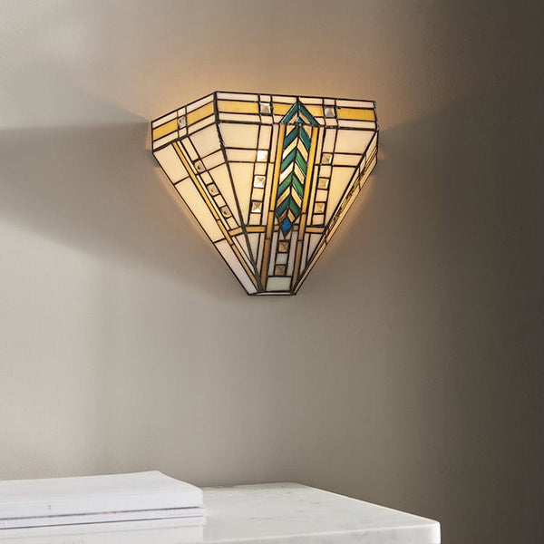 Lloyd Tiffany Wall Light 64243