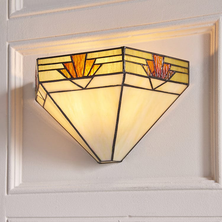 Nevada Tiffany Wall Light 64288