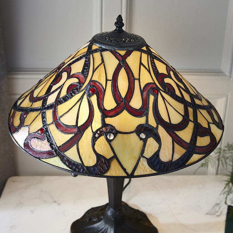 Ruban Tiffany Lamp 64321