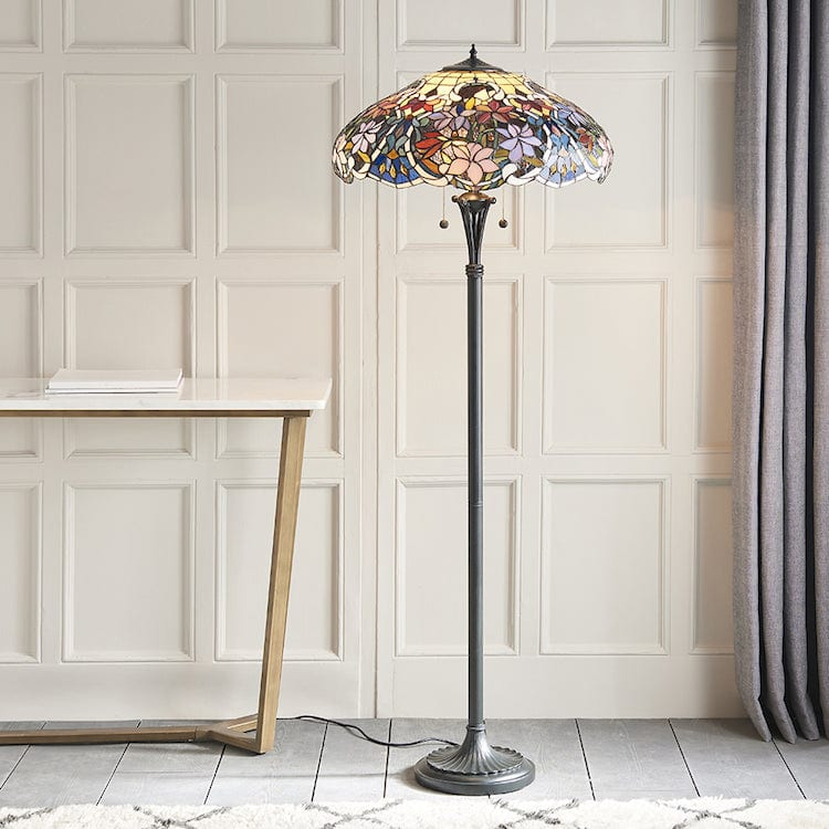Sullivan Tiffany Floor Lamp 64323