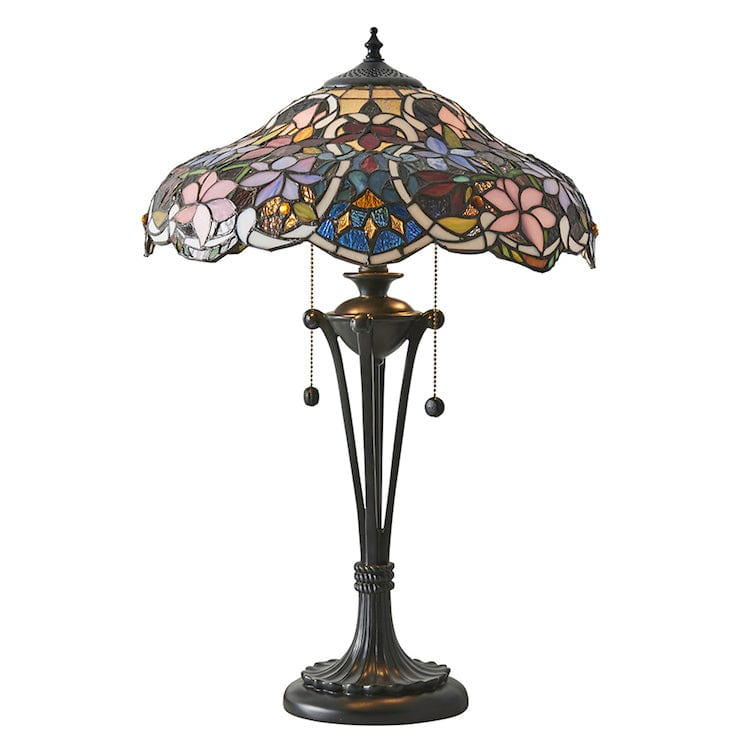Large Tiffany Lamps - Sullivan  Tiffany Lamp 64326