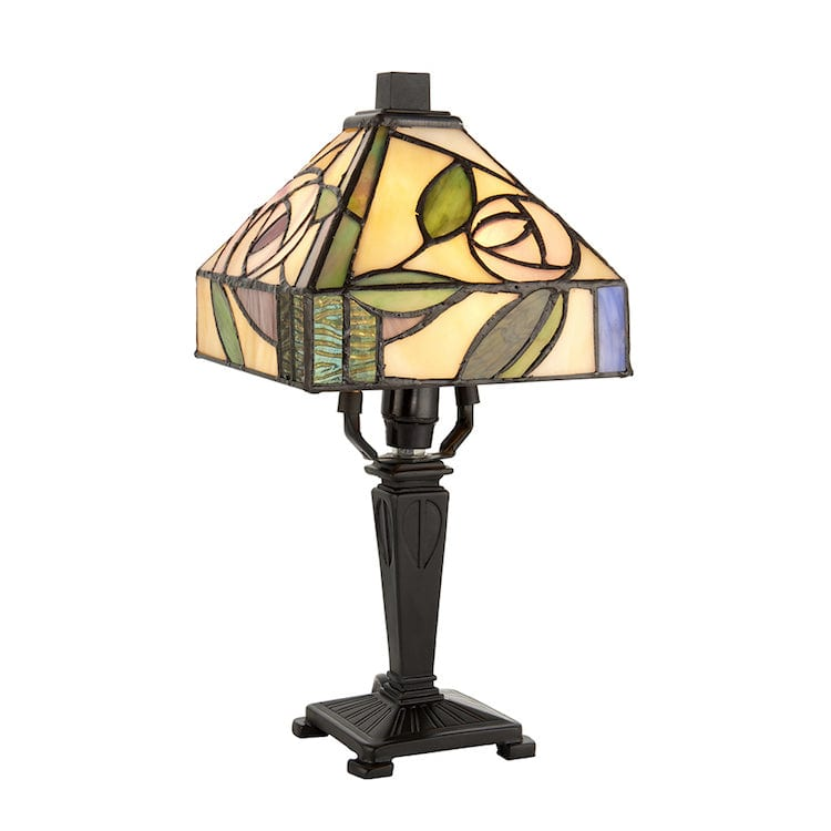 Willow Mini Tiffany Lamp 64388
