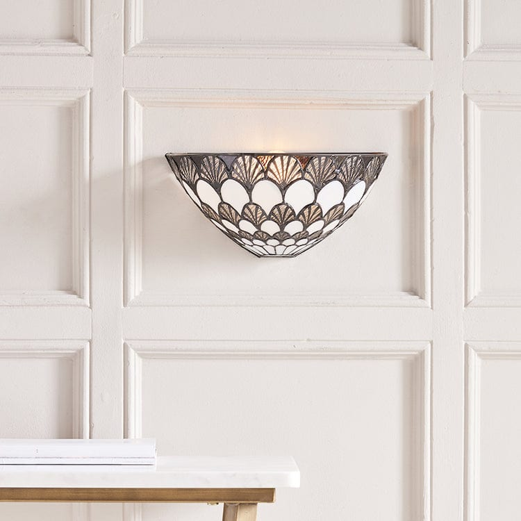 Tiffany Wall Lights - Missori Tiffany Wall Light 70394