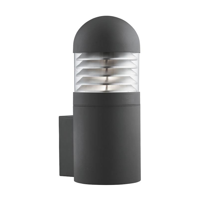 Searchlight Bronx Black Outdoor Wall Light by Searchlight Outdoor Lighting