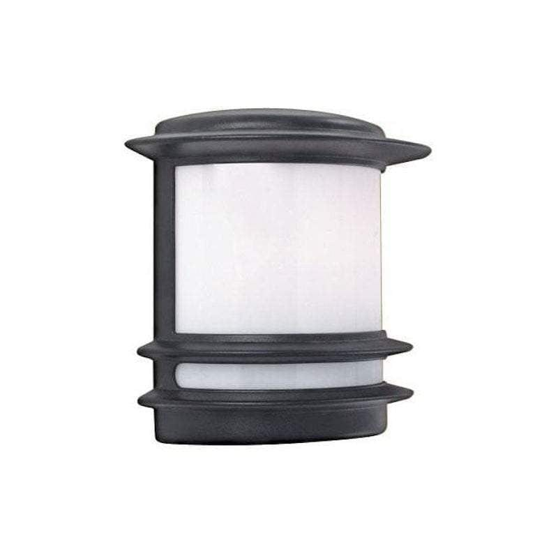 Searchlight Stroud Black Outdoor Wall Light by Searchlight Outdoor Lighting