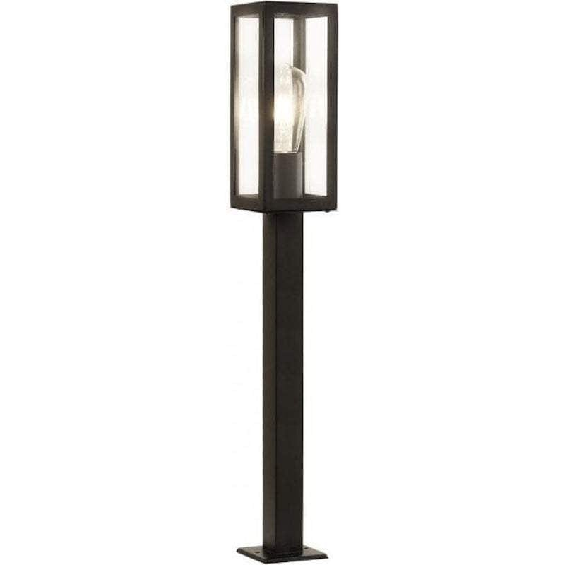 Searchlight Box Small Outdoor Bollard Light by Searchlight Outdoor Lighting