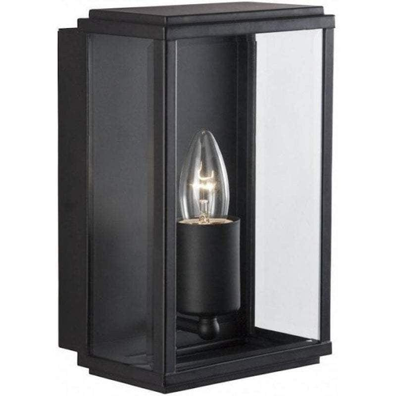 Searchlight Box Outdoor Wall Light By Searchlight Outdoor Lighting Tiffany Lighting Direct
